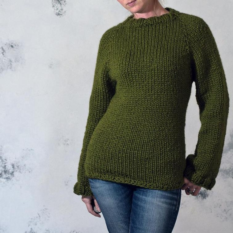 Best Of 12 Simple Sweater Patterns You Can Knit In A Flash Easy Knit Sweater Of Brilliant 50 Images Easy Knit Sweater