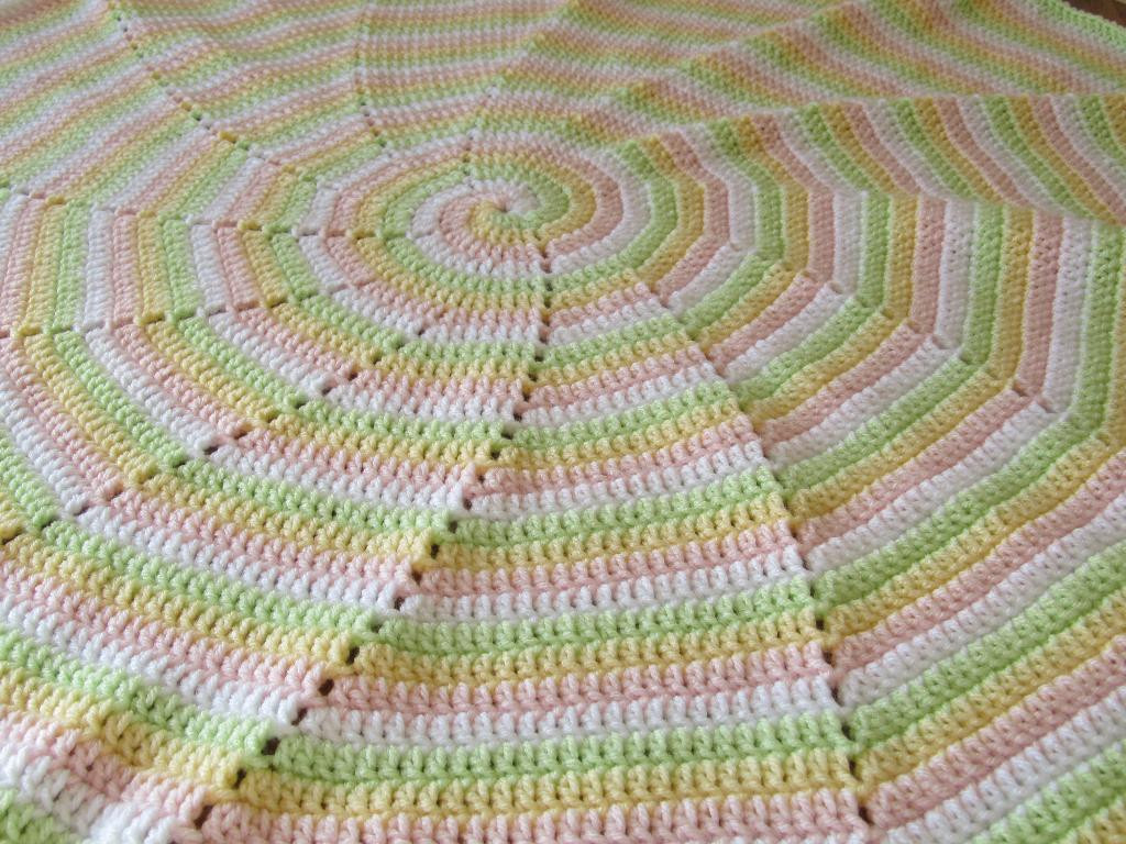 Best Of 13 Free Crochet Baby Blanket Patterns Spiral Crochet Pattern Free Of Fresh 44 Models Spiral Crochet Pattern Free