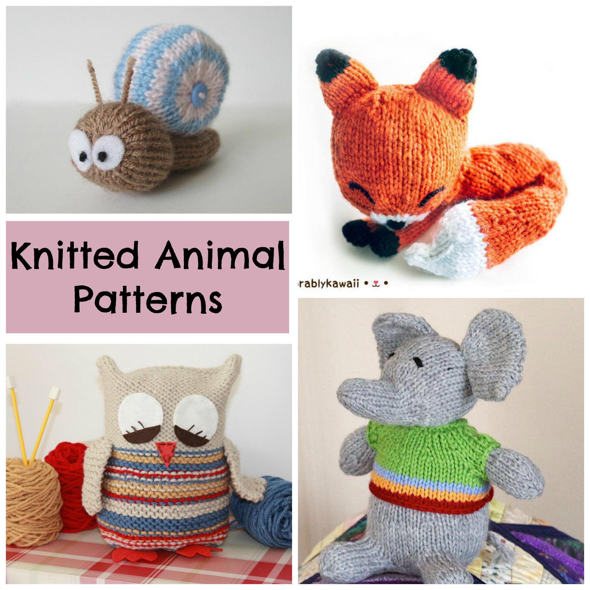13 Unusual Knitting Patterns You Never Saw ing