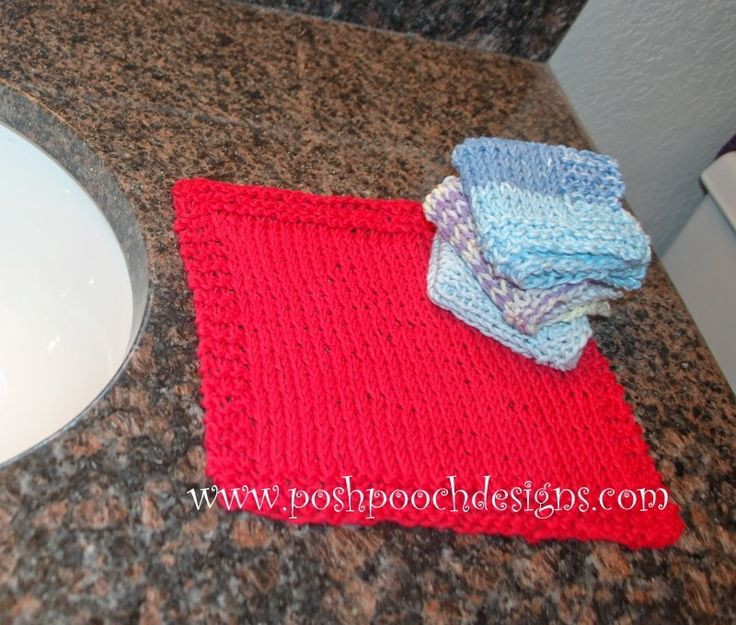 Best Of 144 Best Images About Knit Dishcloth Patterns On Pinterest Washcloth Knitting Pattern Of Unique 50 Models Washcloth Knitting Pattern