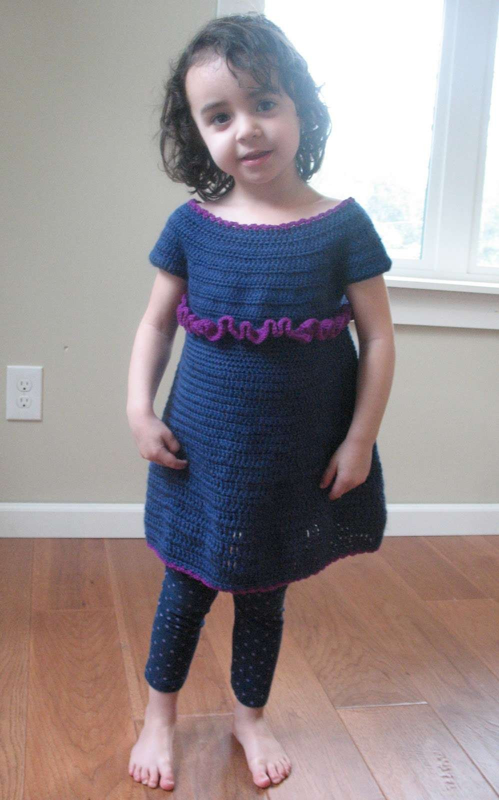 15 beautiful free crochet patterns for girls dresses