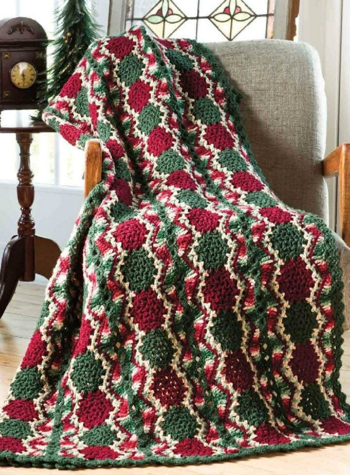 Best Of 17 Best Ideas About Christmas Afghan On Pinterest Crochet Christmas Afghan Of Contemporary 48 Pics Crochet Christmas Afghan