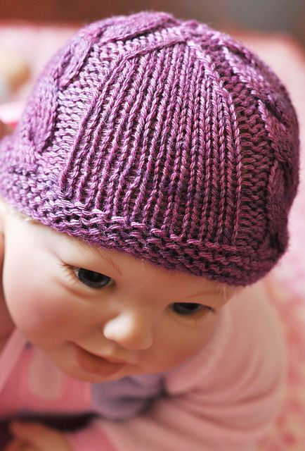 Best Of 17 Best Images About Baby Hats Knit Cable & Pattern On Baby Beanie Knitting Pattern Of Innovative 49 Pics Baby Beanie Knitting Pattern