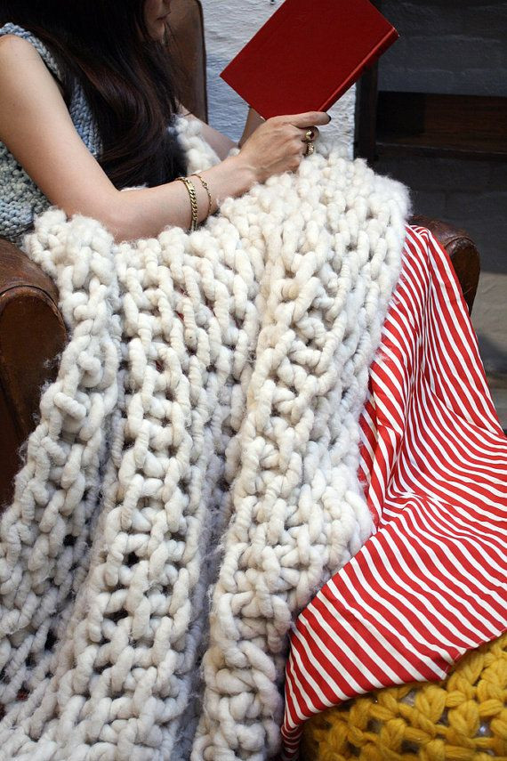 Best Of 17 Best Images About Chunky Knit and Crochet On Pinterest Chunky Wool Yarn Blanket Of Great 47 Images Chunky Wool Yarn Blanket