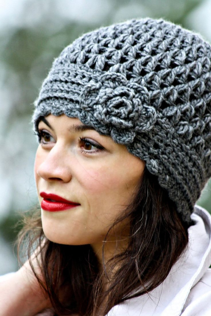 Best Of 17 Best Images About Crochet Hat Patterns On Pinterest Womens Crochet Beanie Of Perfect 44 Photos Womens Crochet Beanie