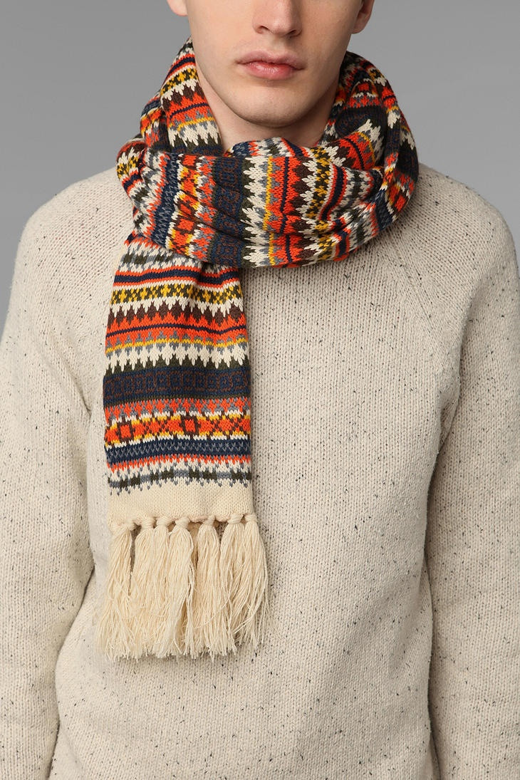 Best Of 17 Best Images About nordic On Pinterest Fair isle Scarf Of New 40 Pics Fair isle Scarf