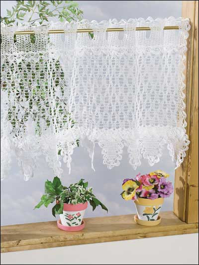 Best Of 19 Cool Patterns for Crochet Curtains Crochet Curtain Patterns Of Contemporary 49 Ideas Crochet Curtain Patterns
