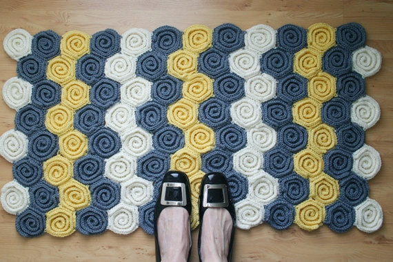 Best Of 19 Crochet Rug Patterns Crochet Rug Patterns with Yarn Of Great 50 Images Crochet Rug Patterns with Yarn