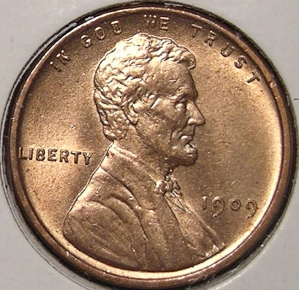 Best Of 1909 Vdb Lincoln Wheat Penny Cent Gem Bu Choice Lincoln Head Penny Of Great 48 Models Lincoln Head Penny