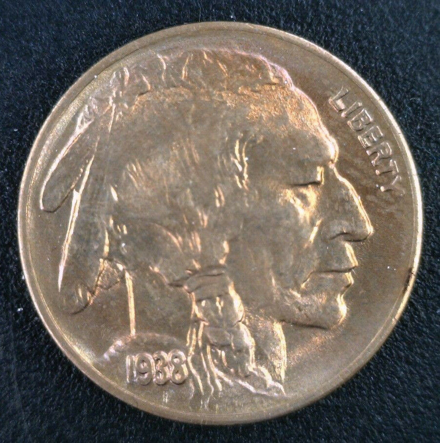 Best Of 1938 D Buffalo Nickel Five Cents Last Year Buffalo 5 Cent Of Great 49 Photos Buffalo 5 Cent
