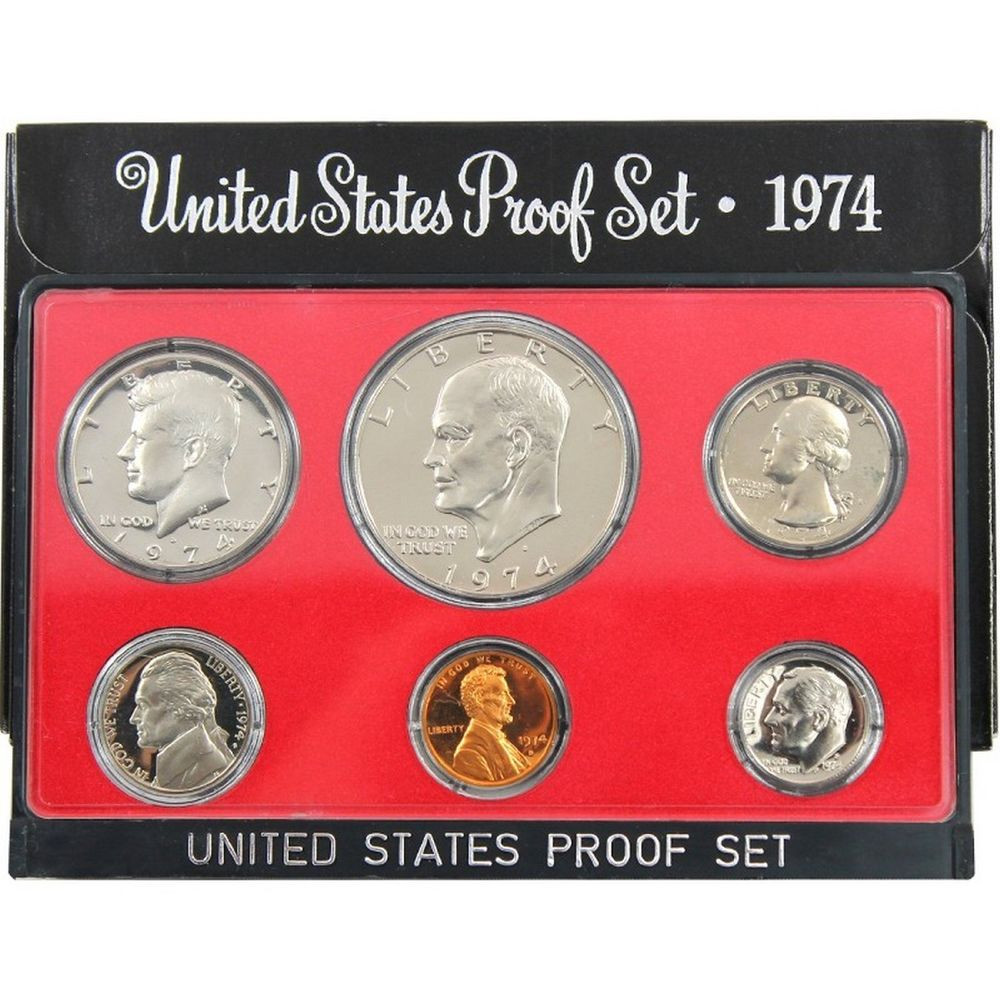 Best Of 1974 S Proof Set United States Us Mint original Government United States Mint Proof Set Of Charming 43 Photos United States Mint Proof Set