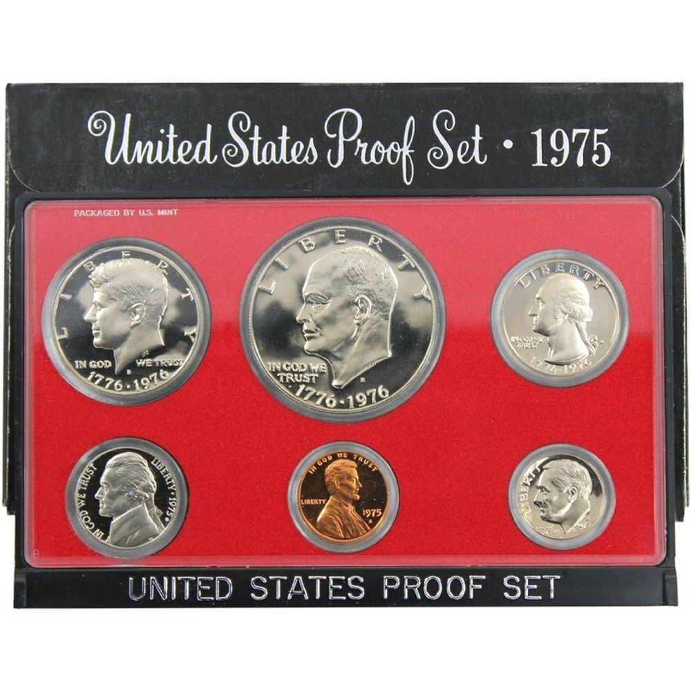 Best Of 1975 S Proof Set United States Us Mint original Government United States Mint Proof Set Of Charming 43 Photos United States Mint Proof Set