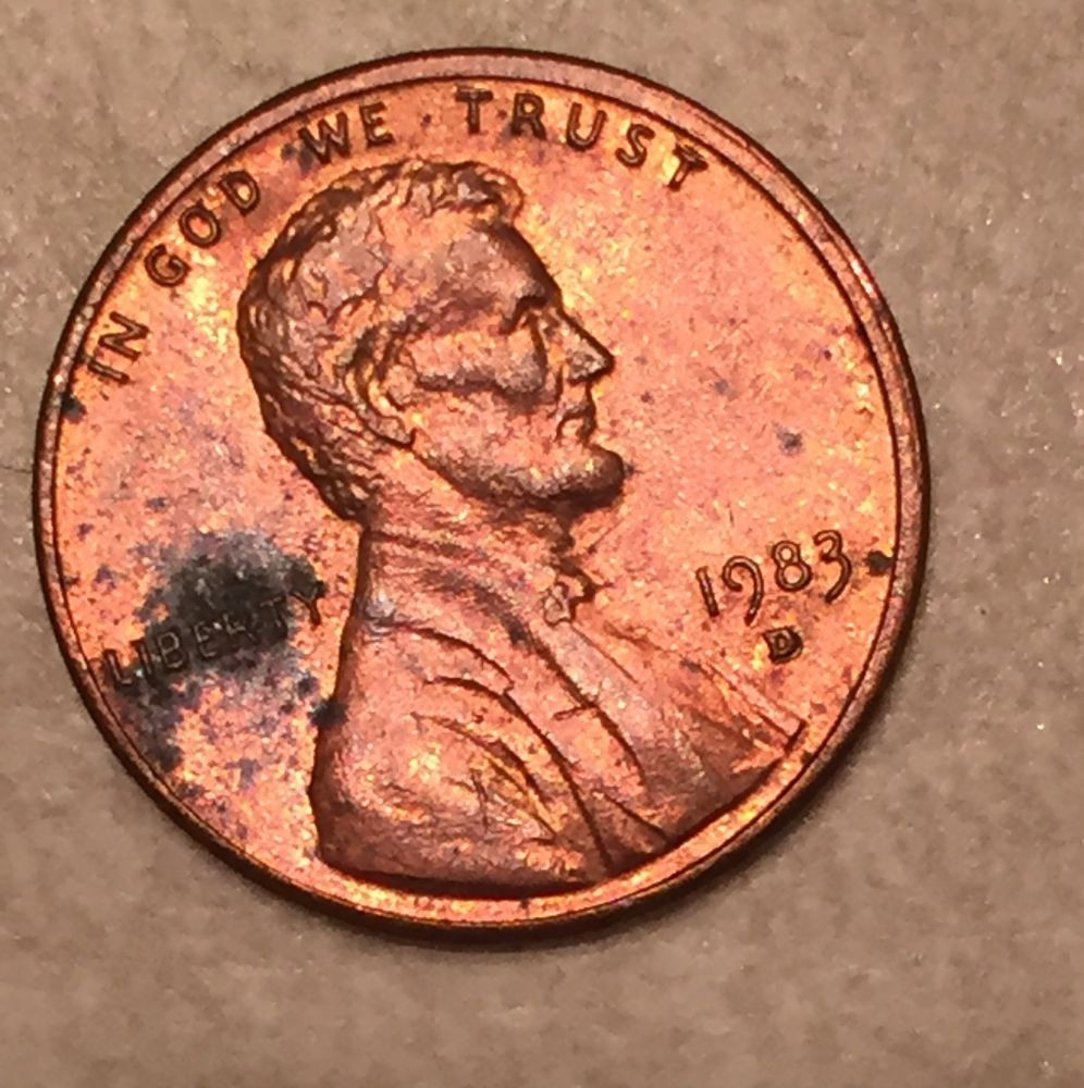 Best Of 1983 D Cent Doubled Die Obverse Ddo Coin Munity forum Double Die Penny Value Of Wonderful 48 Pictures Double Die Penny Value