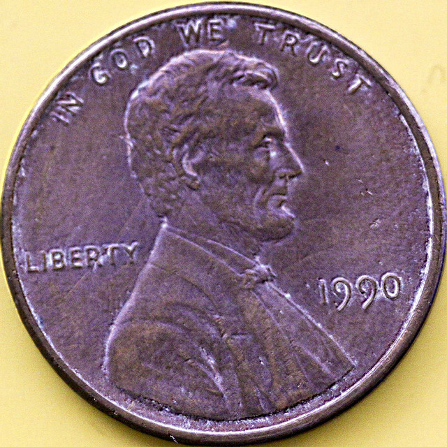 Best Of 1990 Us Penny Lincoln Head Lincoln Head Penny Of Great 48 Models Lincoln Head Penny