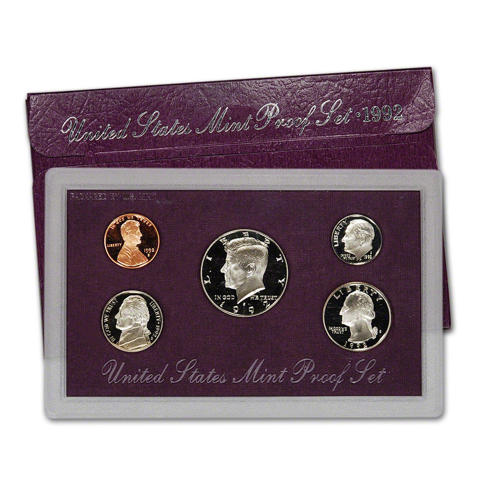 Best Of 1992 S Us Mint Proof Set Proof Sets Of Great 40 Photos Proof Sets
