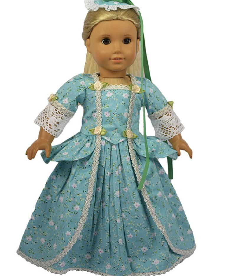 Best Of 2015 Mini Party Princess Dress Doll Clothes for 18 Inch American Girl Doll Dress Patterns Of Incredible 48 Models American Girl Doll Dress Patterns