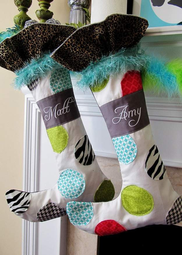 Best Of 21 Cozy Christmas Decors You Can Sew Christmas Stocking Sewing Pattern Of Marvelous 44 Models Christmas Stocking Sewing Pattern