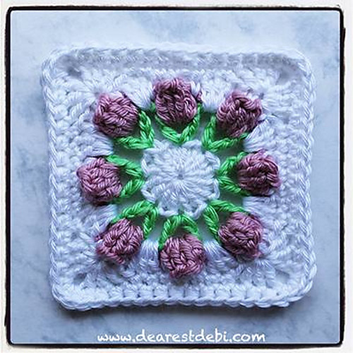Best Of 23 Granny Squares and Projects • Simply Collectible Crochet Flower Square Of Brilliant 47 Models Crochet Flower Square