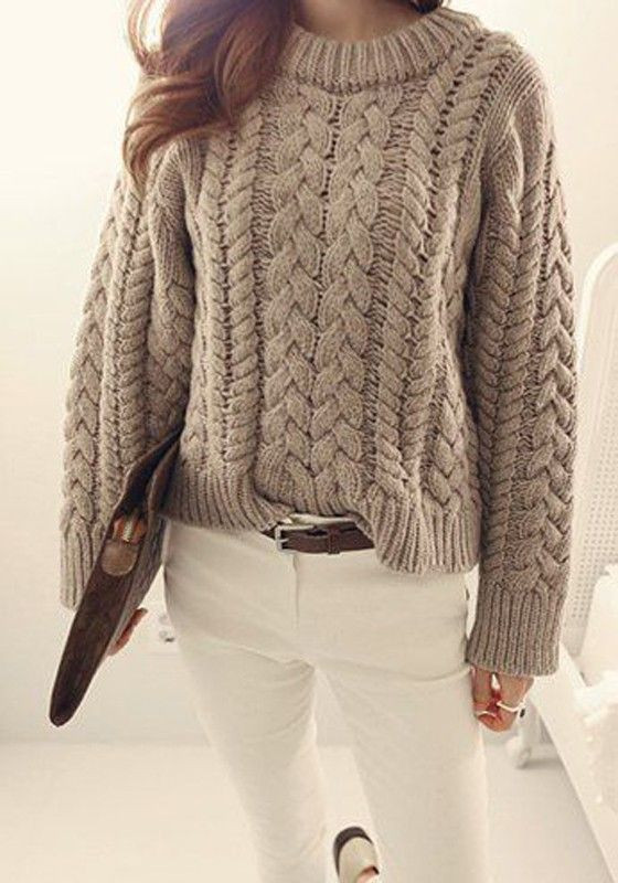 Best Of 237 Best Images About Cozy On Pinterest Ladies Cable Knit Sweater Of Charming 49 Photos Ladies Cable Knit Sweater