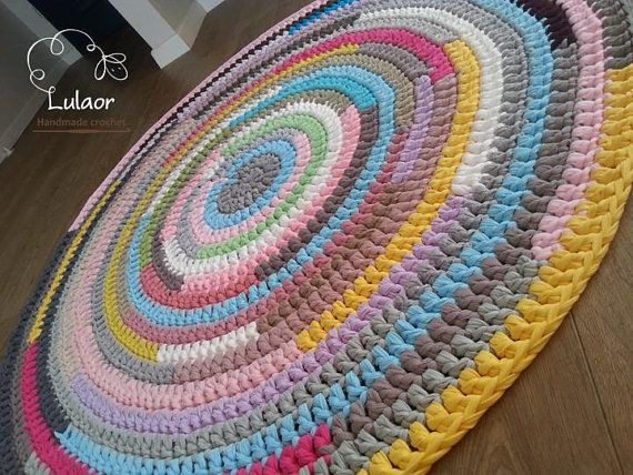 Best Of 24 Creative & Useful Crochet Rug Patterns Patterns Hub Rug Yarn for Crochet Of Gorgeous 50 Photos Rug Yarn for Crochet