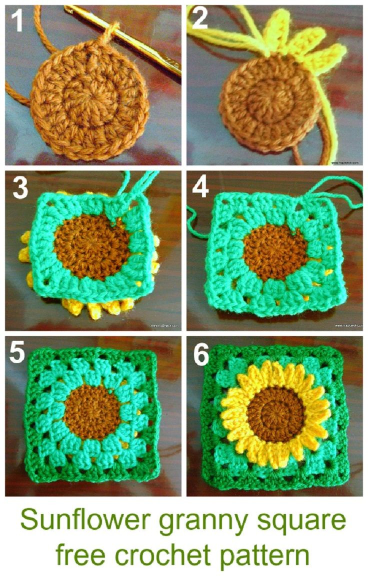 Best Of 25 Best Granny Squares Ideas On Pinterest Crochet Granny Squares together Of Marvelous 48 Pictures Crochet Granny Squares together