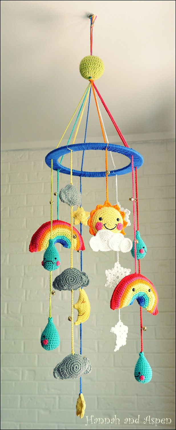 Best Of 25 Best Ideas About Crochet Mobile On Pinterest Crochet Baby Mobile Of Amazing 42 Ideas Crochet Baby Mobile