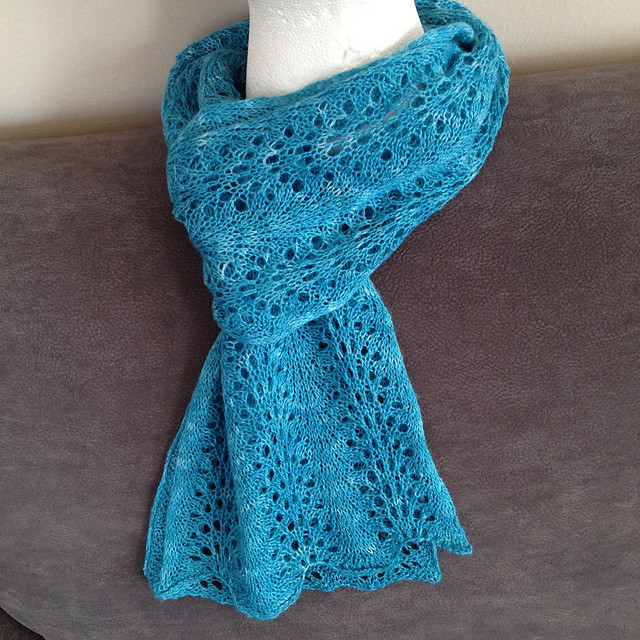 Best Of 25 Scarf Knitting Patterns the Best Of Ravelry & Beyond Lacy Scarf Knitting Pattern Of Superb 46 Models Lacy Scarf Knitting Pattern
