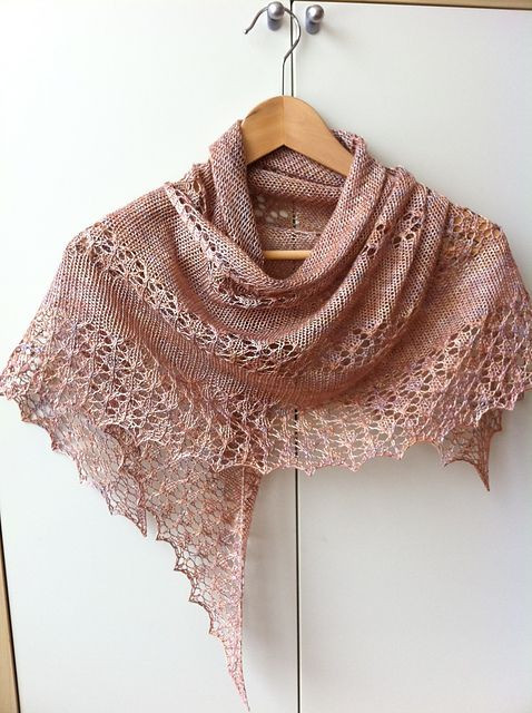 272 best images about Knitting LACE Shawls & Wraps on
