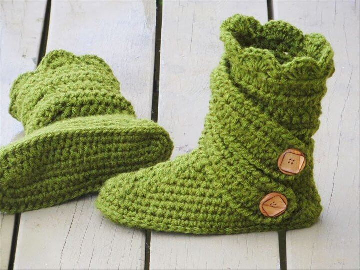 Best Of 30 Easy Fast Crochet Slippers Pattern Crochet Boot Of Awesome 46 Photos Crochet Boot