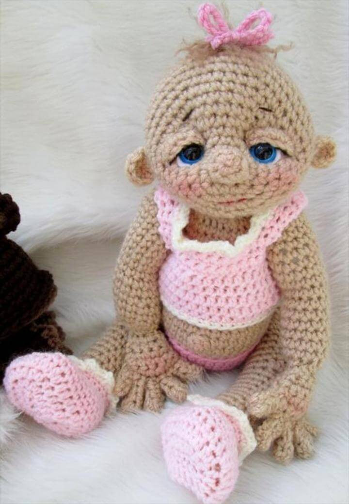 Best Of 34 Classic Diy Crochet Baby Shower Ideas Crochet for Baby Of New 46 Pictures Crochet for Baby