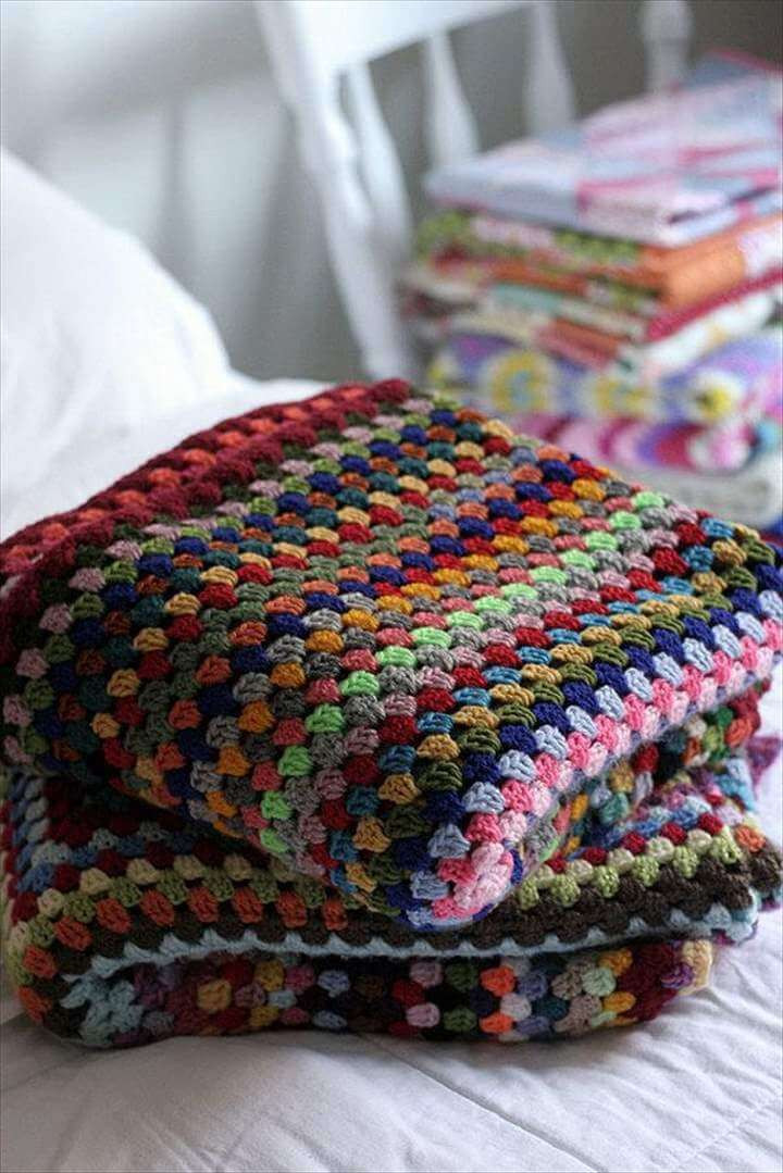 Best Of 38 Gorgeous Crochet Blanket Patterns & Ideas Granny Square Blanket Pattern Of Lovely 45 Photos Granny Square Blanket Pattern