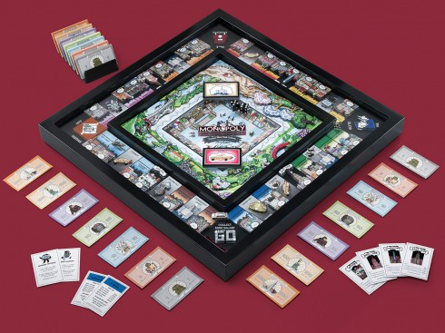 Best Of 3d Monopoly Fazzino New York Edition Monopoly Game Versions Of Gorgeous 40 Photos Monopoly Game Versions