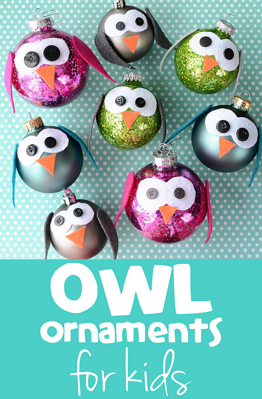 Best Of 50 Diy ornaments for Kids Artzycreations Owl Christmas Decorations Of Delightful 49 Pics Owl Christmas Decorations