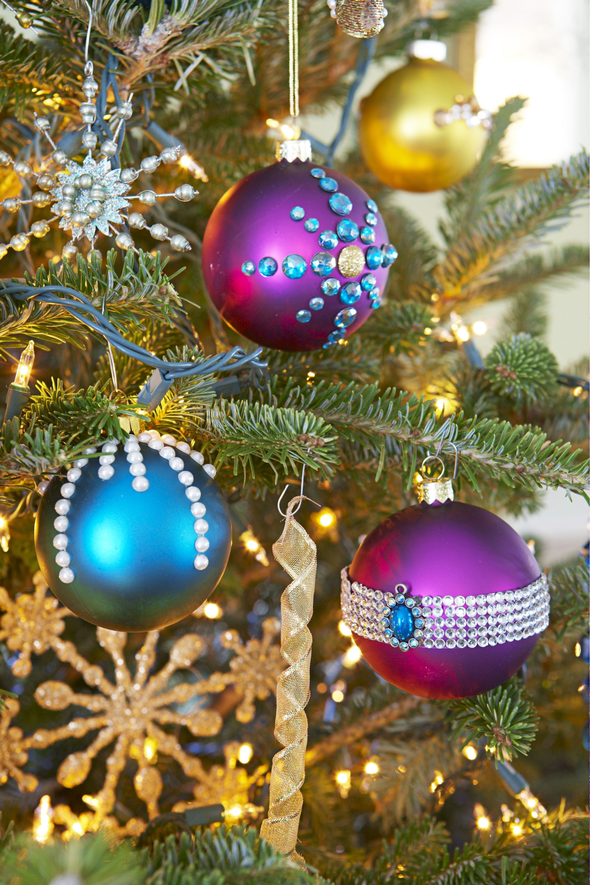 Best Of 50 Homemade Christmas ornaments – Diy Handmade Holiday ornaments On Christmas Tree Of Delightful 46 Images ornaments On Christmas Tree