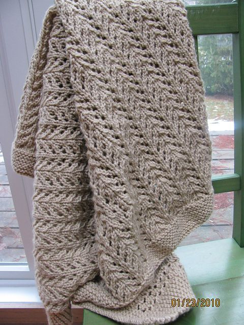 Best Of 517 Best Images About Knit Afghan Blankets On Pinterest Easy Knit Afghan Of Contemporary 50 Ideas Easy Knit Afghan