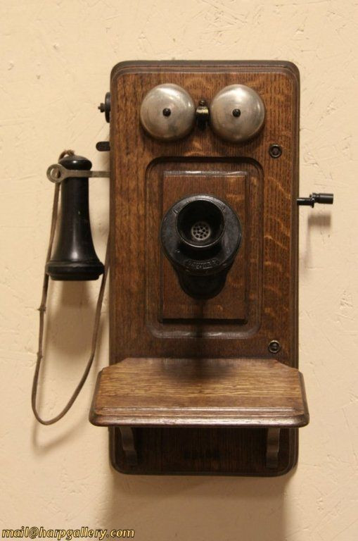 84 best images about Antique Telephones on Pinterest