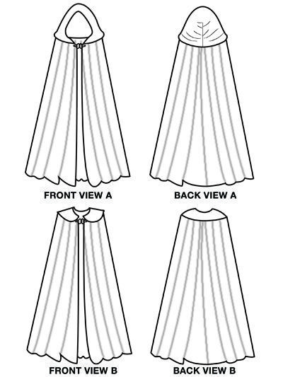 Best Of 86 Best Cape Pattern Sewing Free Images On Pinterest Hooded Cape Pattern Of Great 42 Pictures Hooded Cape Pattern