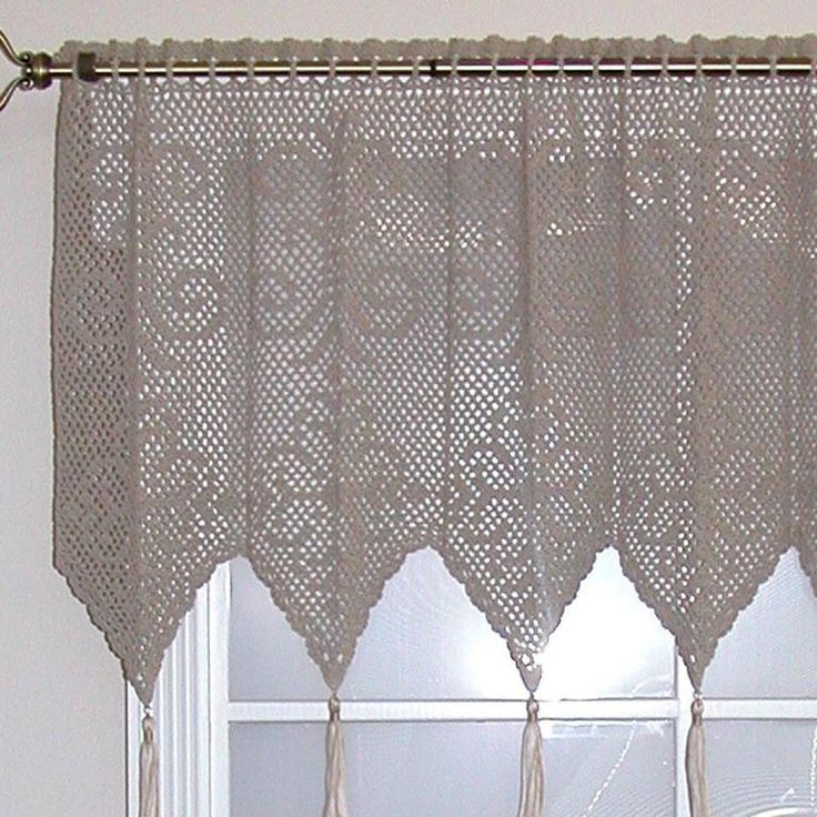 Best Of 94 Best Crocheted Curtains Images On Pinterest Crochet Curtains Of Marvelous 47 Pictures Crochet Curtains