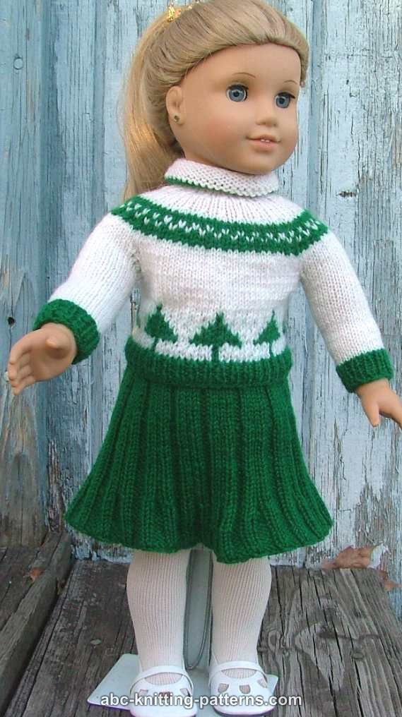 Best Of Abc Knitting Patterns American Girl Doll Pleated Skirt Free Knitting Patterns for American Girl Dolls Of Delightful 41 Models Free Knitting Patterns for American Girl Dolls