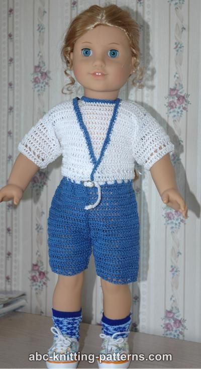 Best Of Abc Knitting Patterns American Girl Doll Summer top Free Knitting Patterns for American Girl Dolls Of Delightful 41 Models Free Knitting Patterns for American Girl Dolls