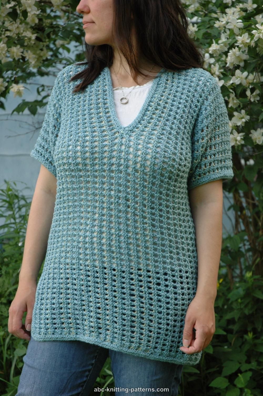Best Of Abc Knitting Patterns Subtle Mesh Summer Sweater Summer Knitting Patterns Of Perfect 47 Pictures Summer Knitting Patterns