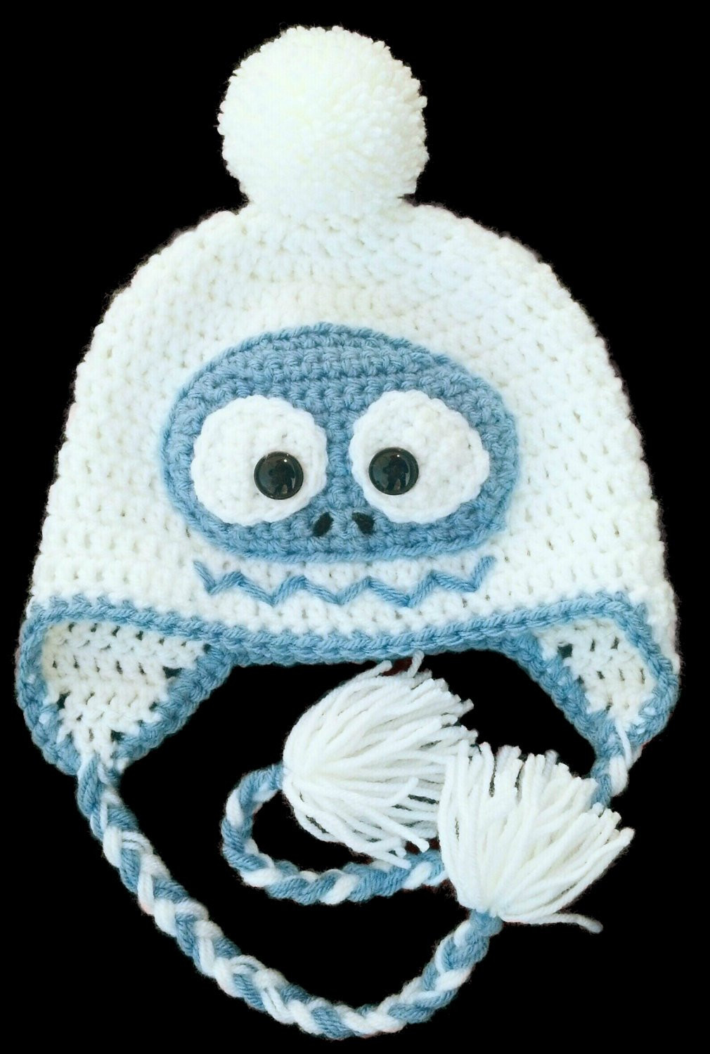 Best Of Abominable Snowman Hat Baby Animal Hat by Rockymountainhatco Baby Animal Hats Of Attractive 49 Images Baby Animal Hats