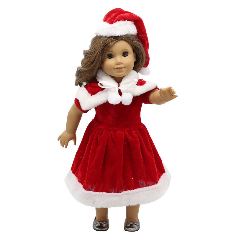 Best Of Aliexpress Buy Doll Accessories American Girl Doll American Girl Christmas Dress Of Lovely 47 Models American Girl Christmas Dress