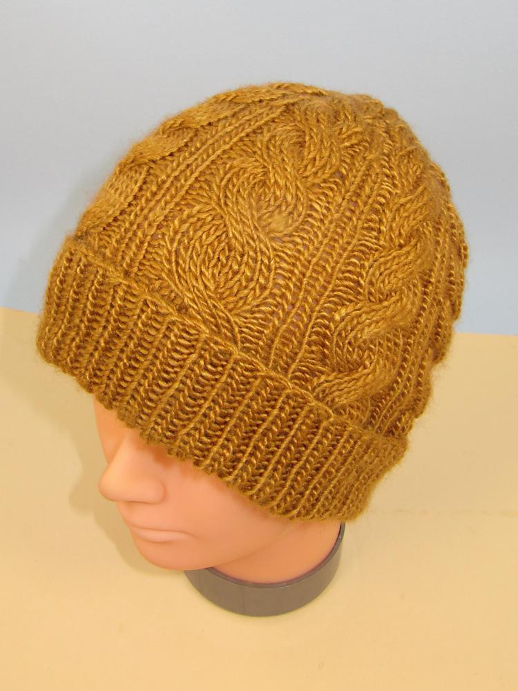 Best Of Alternate Twist Cable Beanie Hat Cable Hat Of Superb 40 Pictures Cable Hat