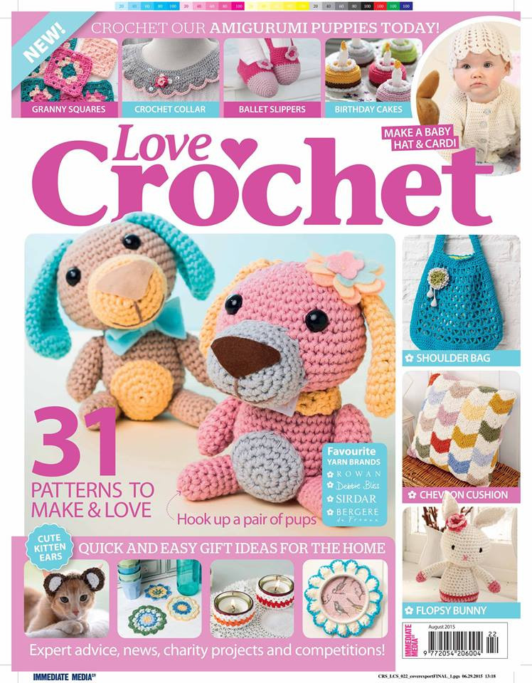 Best Of Amigurumi Barmy Easy Peasy Amigurumi Tutorial One Love Crochet Magazine Of Wonderful 48 Pictures Love Crochet Magazine