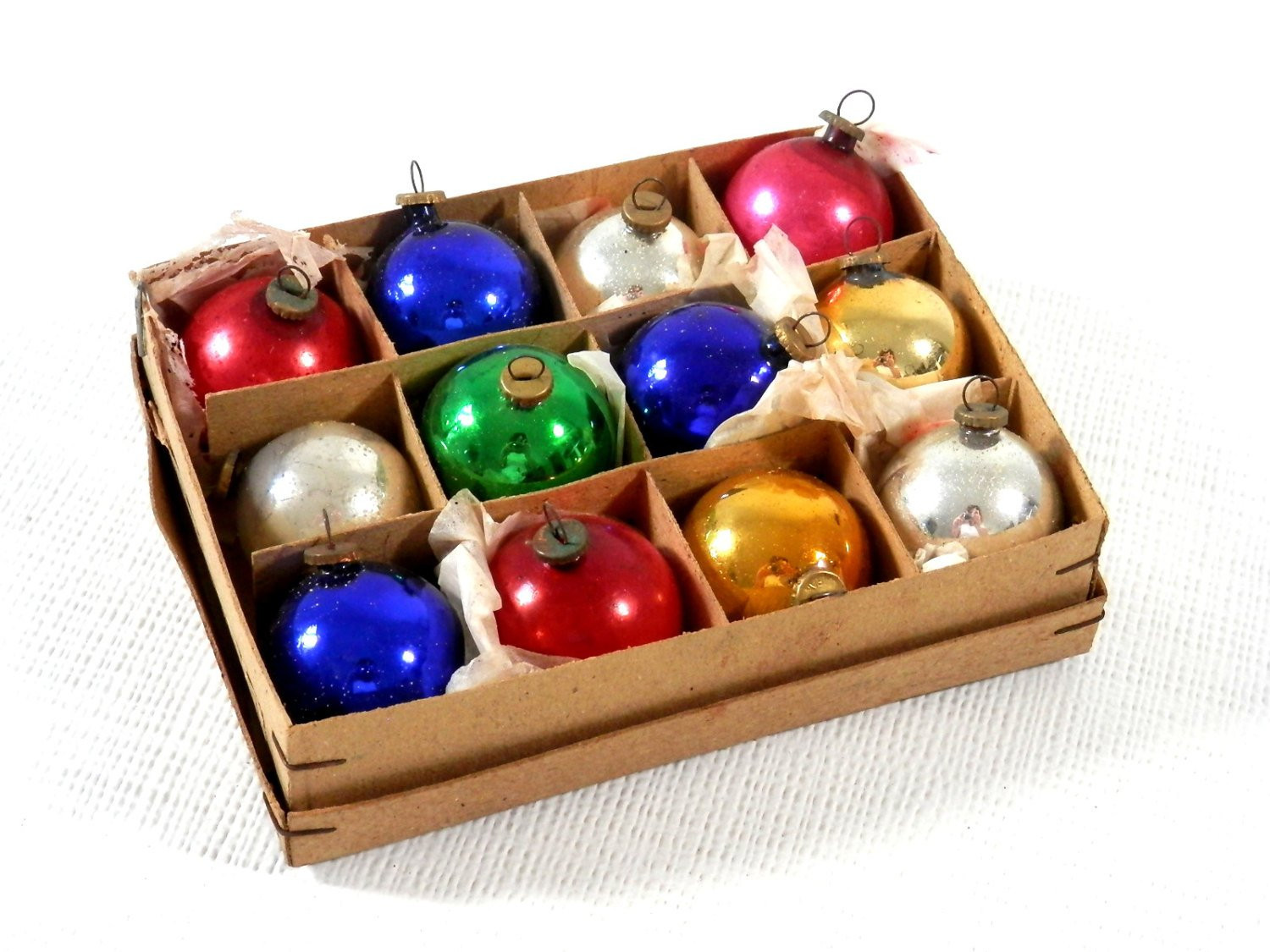 Best Of Antique Christmas ornaments Mini Glass Mercury Glass Balls Vintage Glass ornaments Of New 48 Ideas Vintage Glass ornaments