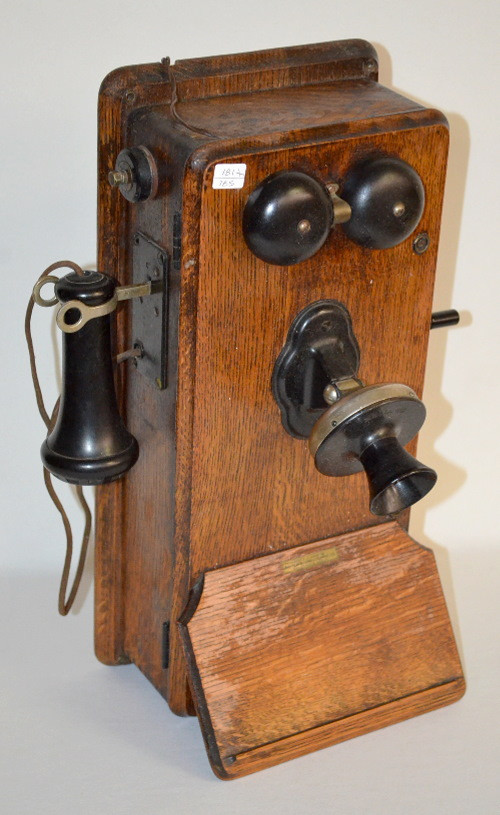 Best Of Antique Kellogg Oak Wall Telephone Hand Crank 2 Bells A M Antique Crank Phone Of Top 49 Pictures Antique Crank Phone