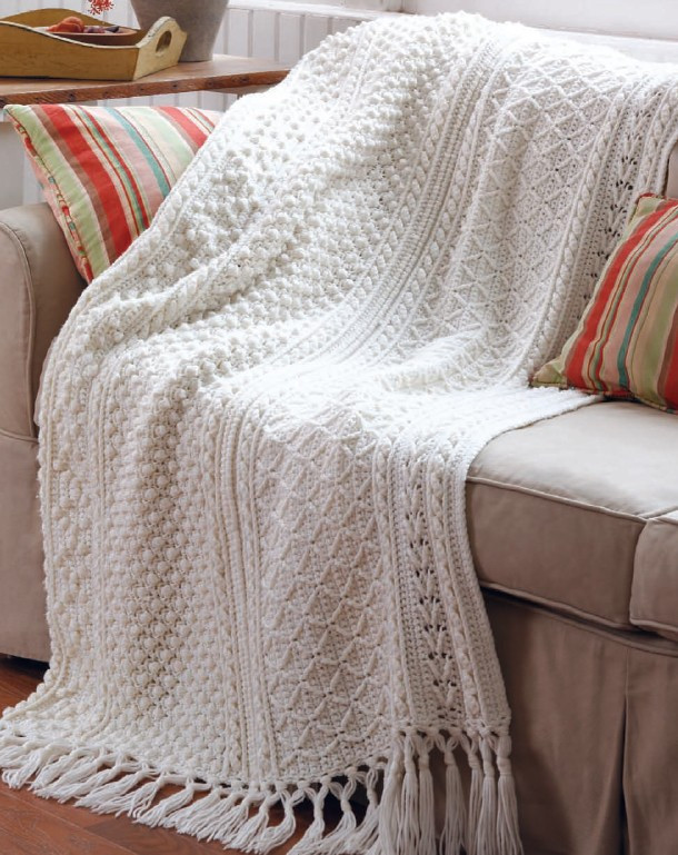 Best Of Aran Afghans to Crochet Aran Crochet Afghan Pattern Of Gorgeous 41 Pics Aran Crochet Afghan Pattern