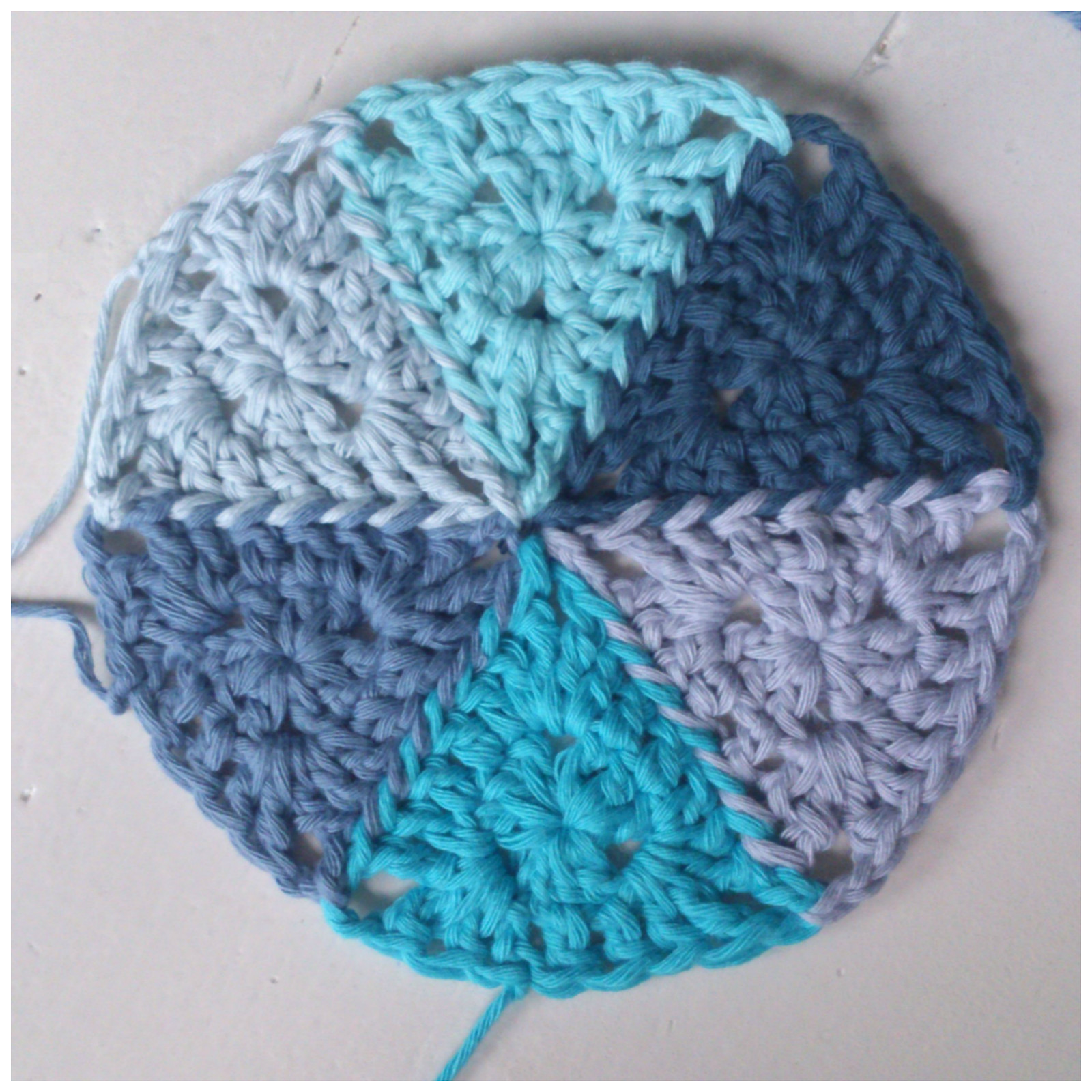 """Best Of atty S """"triangle Circle"""" Crochet Circle Pattern Of Incredible 43 Photos Crochet Circle Pattern"""