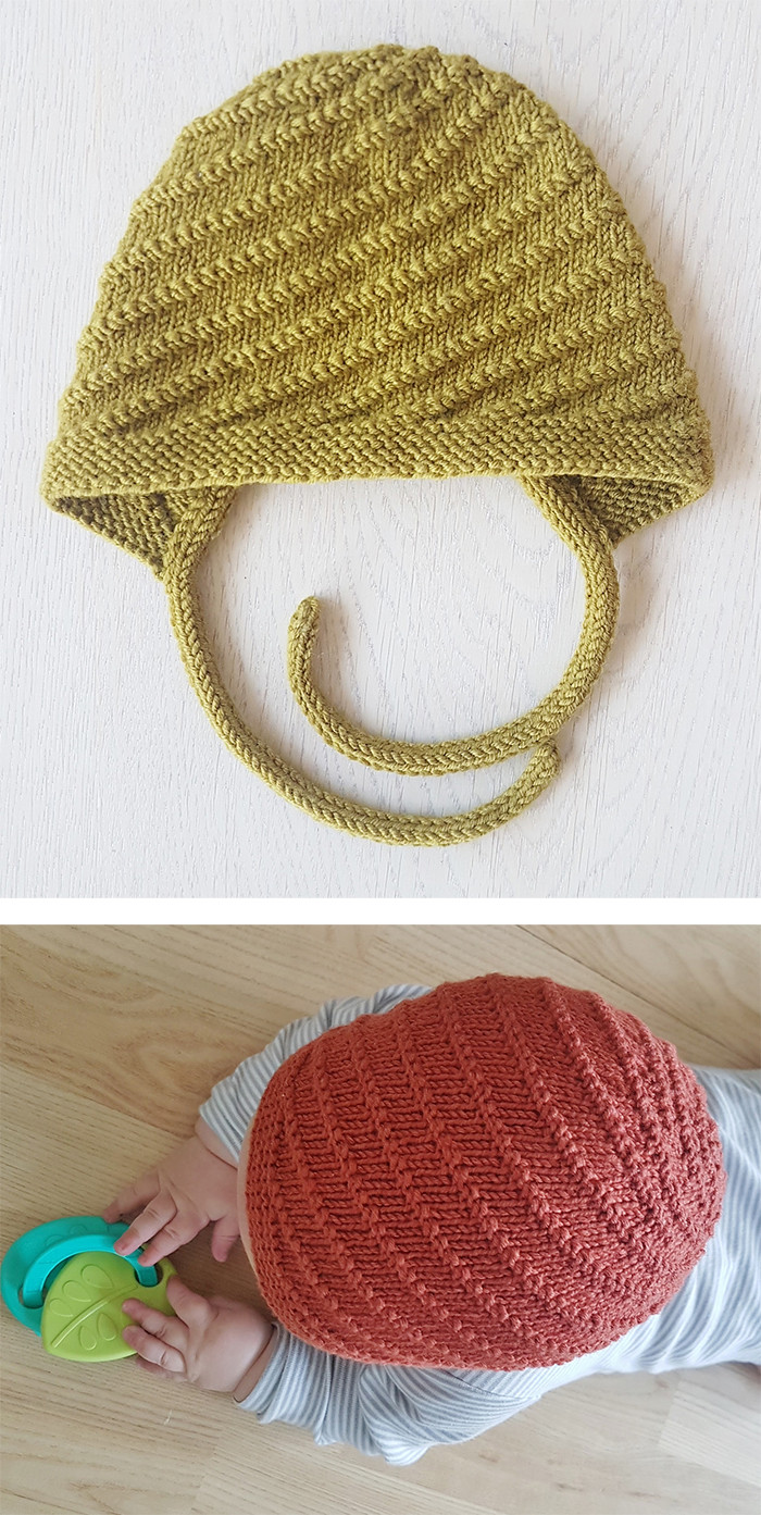 Best Of Baby Bonnet Knitting Patterns Baby Bonnet Knitting Pattern Of Contemporary 43 Photos Baby Bonnet Knitting Pattern
